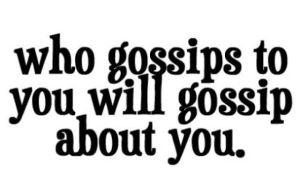 gossip again