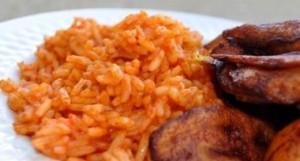 Jollof Rice and Dodo
