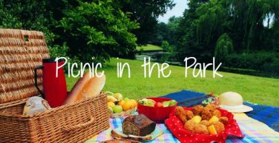 picnic at the park