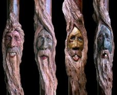 Twisted faces
