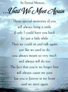 Eternal memory