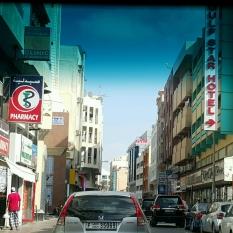 Some Deira Market Street