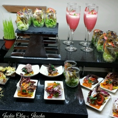 More appetisers