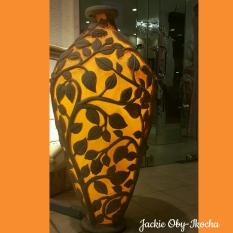 A big vase of light