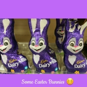 More Easter bunnies