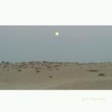 More desert sand