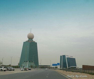 Entering Ajman Emirates