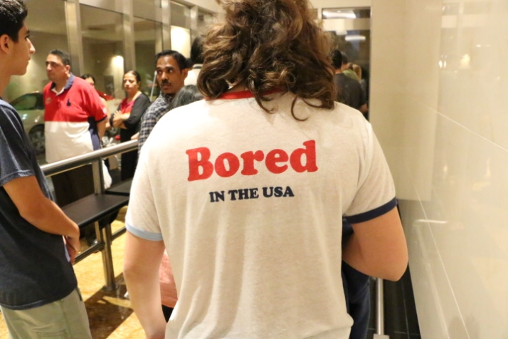 Photograph, Bored In the USA