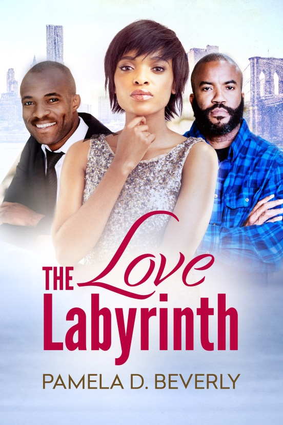 The Love Labyrinth, Novel, Author Zone