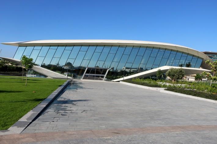 Etihad museum, contemporary museum, United Arab Emirates