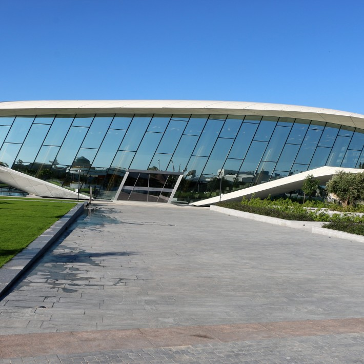 Etihad museum, contemporary museum, United Arab Emirates