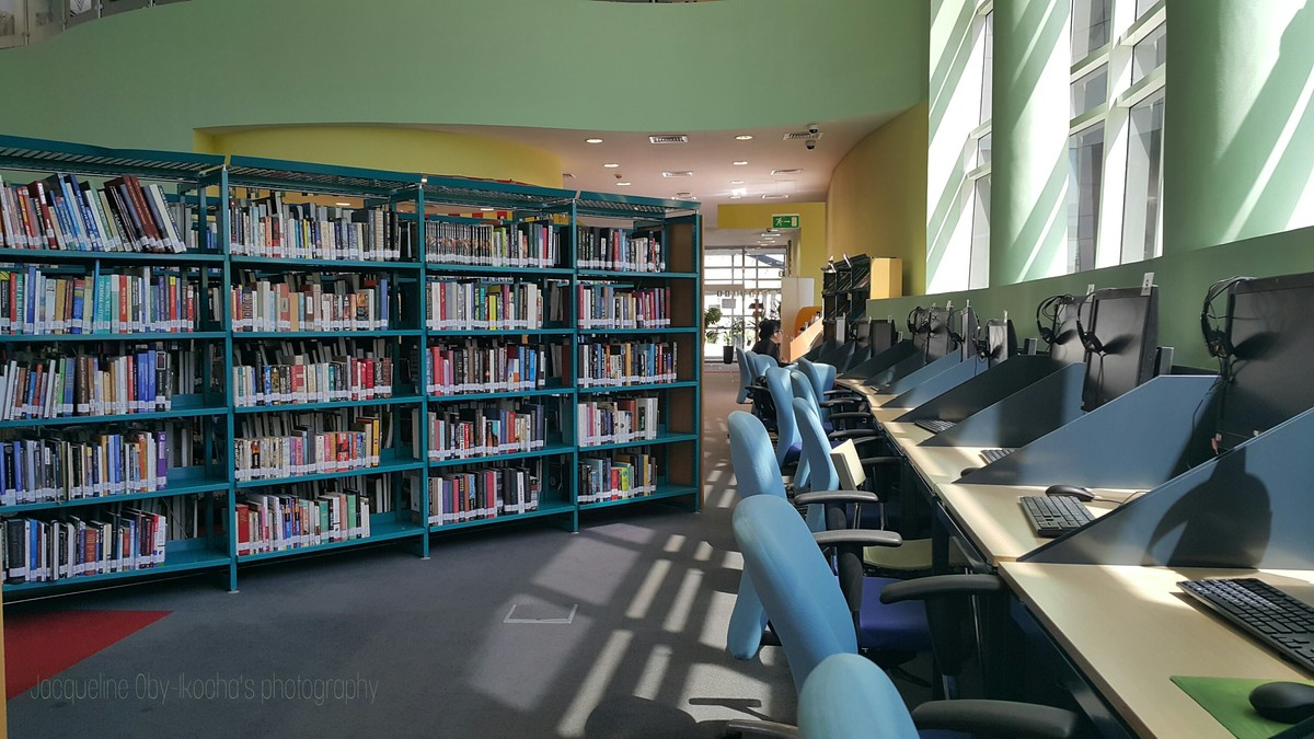 Library, books, reading, knowledge, information