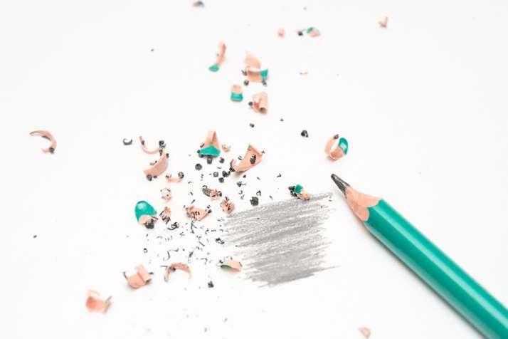 Writing, Tips, Pencil and Sharpener