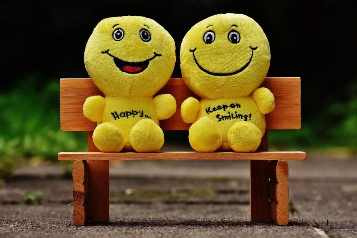 Smiles, Sit, Rest, Friendship