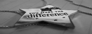 You make the difference, Quote, Positive Attitude