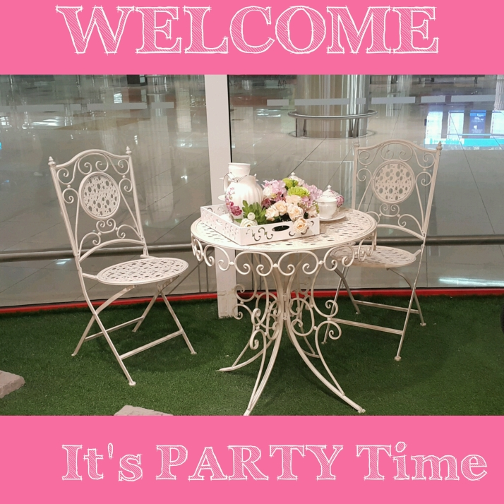 Welcome, Party Time