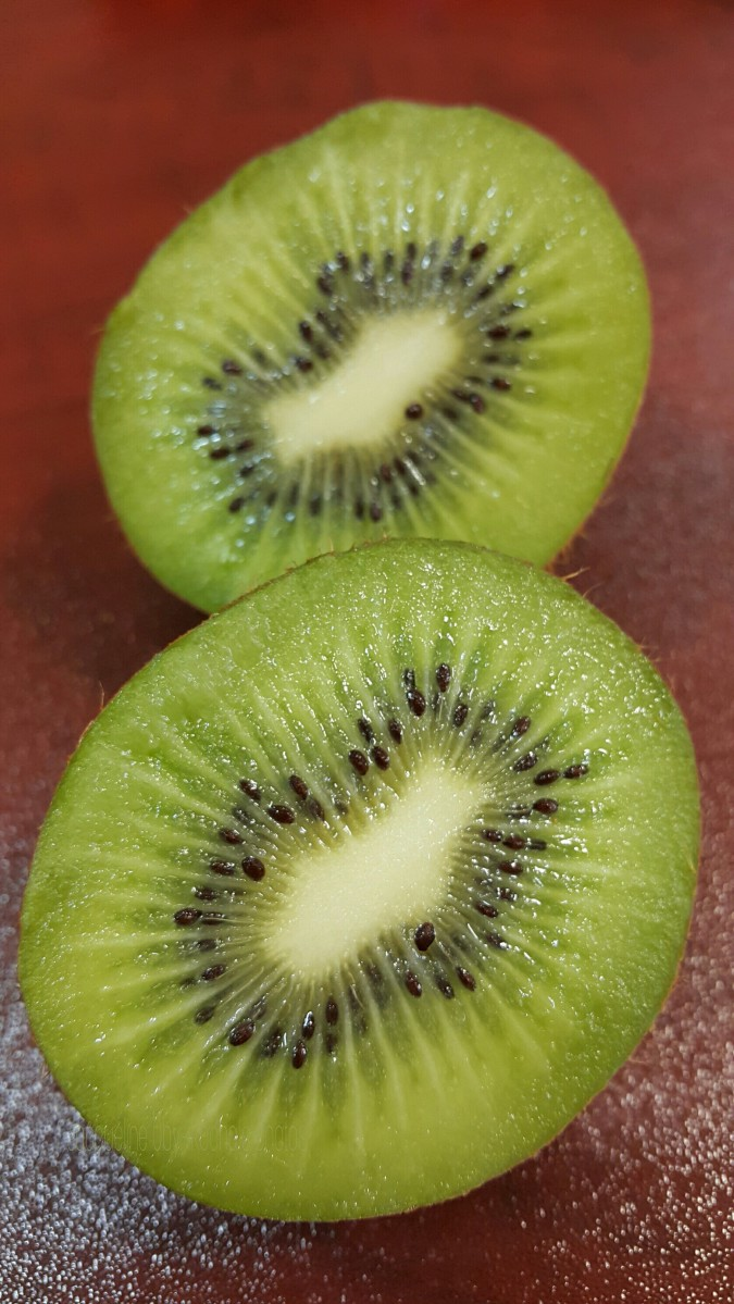 Kiwi, Fruit, Healthy, Vitamin, Nutrition, Photograph