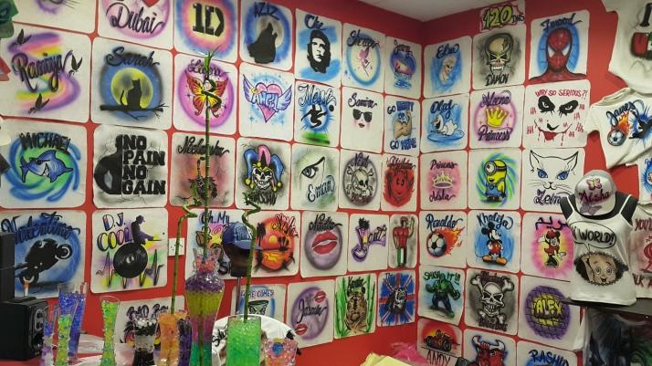 Collage, Art, Painting, Money From Around The World, Creativity