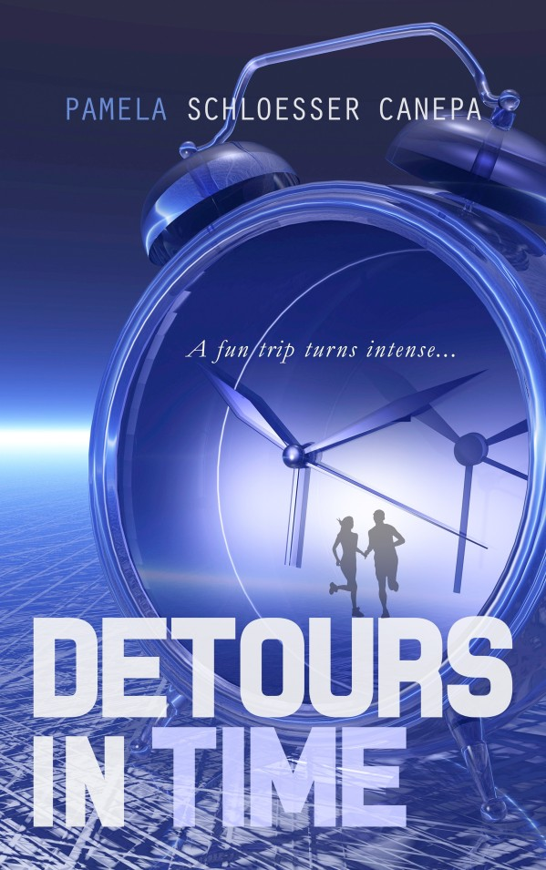 Detours, Book cover, bring your books