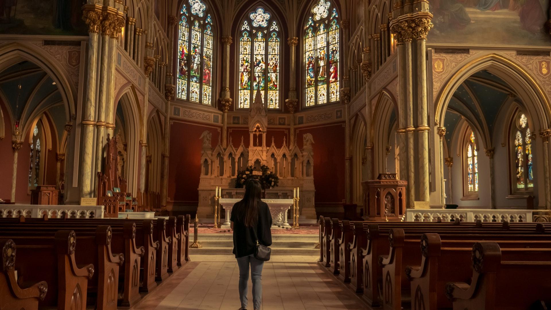 Church, Prayer, Story, Fiction