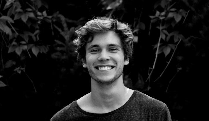 Smiling Man, Happy, Health, Senses