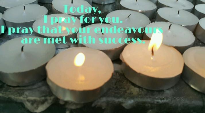 Today, Prayer, Endeavours, Success, Inspiration, Meditation