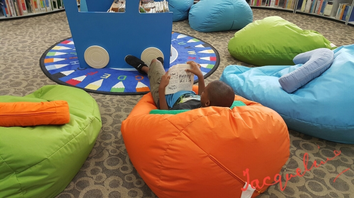 reading, library, child reading, photograph, colourful