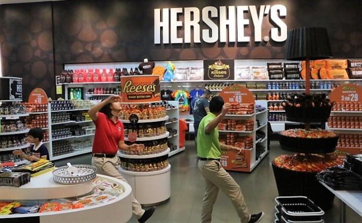 Happy Dance, Hershey's