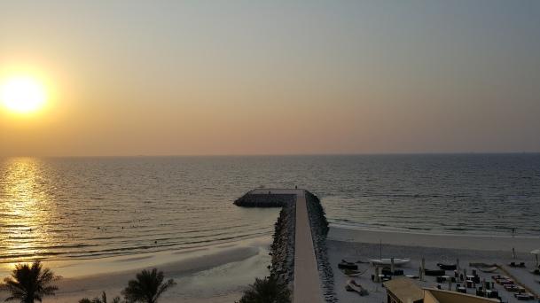 Beach, Sun, Water, Tranquil