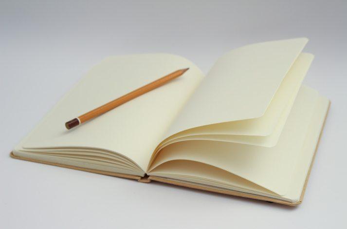 Book, Starting Again, New beginning