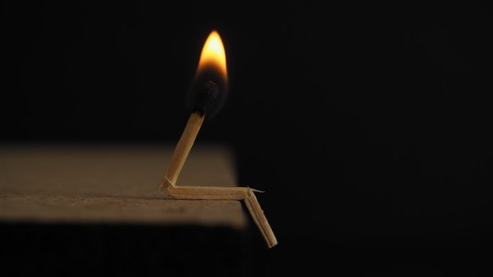 The Fire within, Anger, Poetry, Rage, Minor and Major, Burning