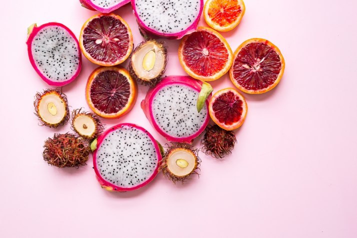 Grapefruit, Fruit, Pomegranate, Healthy Living, Citrus, Pink
