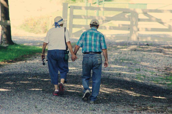 adults-cap-daylight-couple