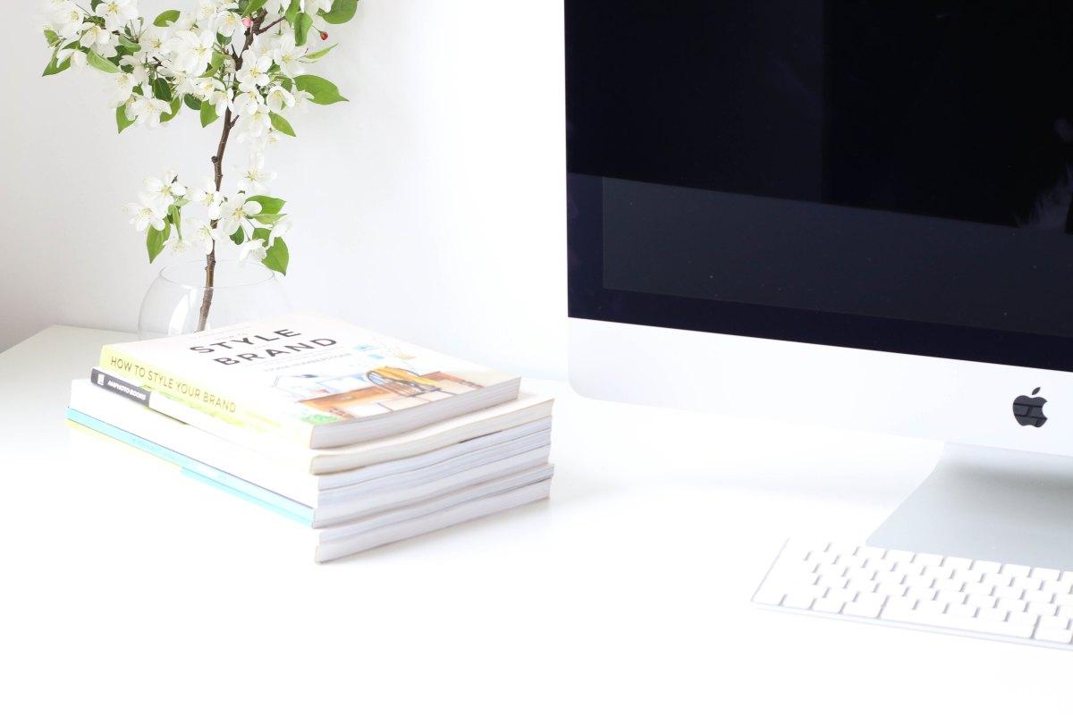 Branding, Blogging, Apple Computer, Studio, Work Station